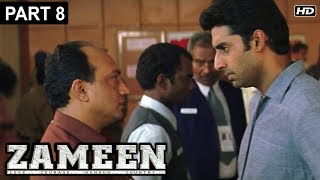 Zameen Hindi Movie HD | Part 8 | Ajay Devgan, Abhishek Bachchan, Bipasha Basu | Latest Hindi Movies - RAJSHRI