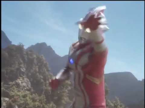 Ultraman Mebius & Hunter Knight Tsurugi vs. Bogal Part 2