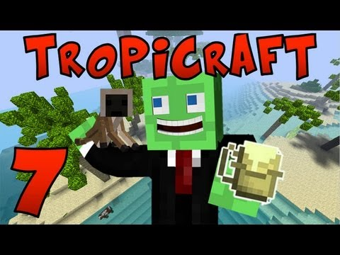 Tropicraft Let s Play Alcoholic Monkey 7