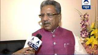 Om Mathur outlines plan for BJP legislators meeting - ABPNEWSTV