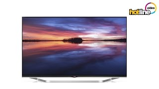Обзор 55-дюймового телевизора LG 55LB730V на платформе WebOS