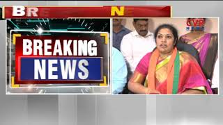 Godavari boat accident | BJP Leader Purandeswari Inspects Rescue Operations | CVR News - CVRNEWSOFFICIAL