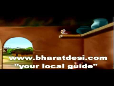 Telugu Chinnari Chitti Geethalu -Telugu Rhymes.MPG