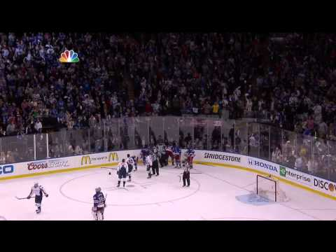 Last 1 1/2 minutes of game. May 12 2013 Washington Capitals vs NY Rangers NHL Hockey