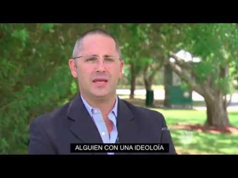 Univision Noticias interview with Technon CEO about ISIS chemical attack threat