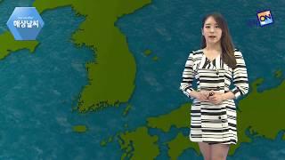 [날씨정보] 05월 21일 11시 발표