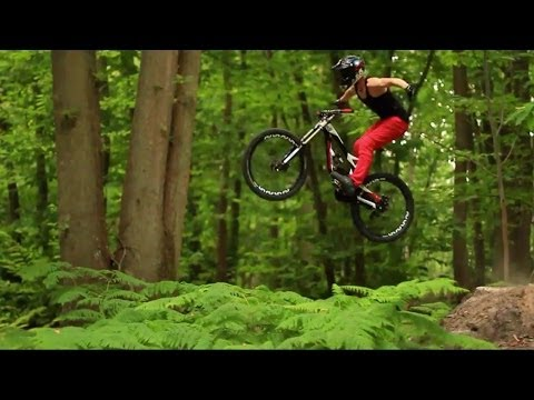 The Rider's Walk - Mountain Bike
