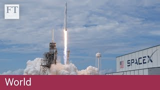 SpaceX Falcon 9 rocket launches from Florida - FINANCIALTIMESVIDEOS