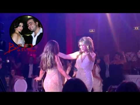Haifa Wehbe in a private wedding in Lebanon Beirut Dancing...EXCLUSIVE HD !!