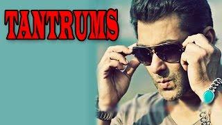 Salman Khan's starry tantrums On-the-sets of 'Bajrangi Bhaijaan' |