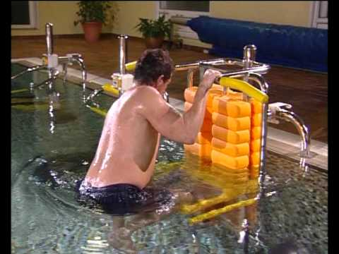 Aqua Fitness Equipment Video