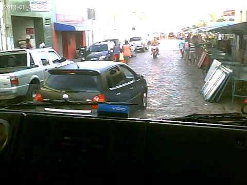 Pelas ruas de Maruim Se 01 2012