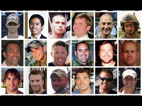 Honor Roll: Remembering the 30 U.S. Forces Killed in Helicopter Crash