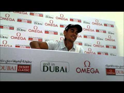 Rafael Cabrera-Bello on his Golfing superstitions before he plays