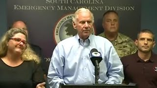 South Carolina governor talks about response to Florence - WASHINGTONPOST