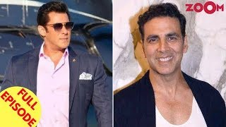 Salman Khan's 'Race 4' On Cards? | Akshay Kumar To Play Prithviraj Chauhan & More - ZOOMDEKHO