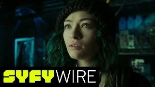 Dark Matter Cast on Ryo's Villainy, Five's Sister & Season 3 | San Diego Comic-Con 2017 | SYFY WIRE - SYFY