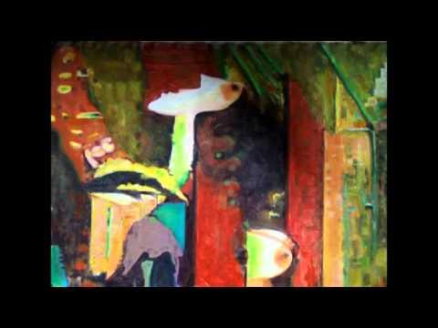 Pintura Abstracta Neo Figuración de Toni  Conejo