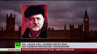 'Too Russian': BBC accused of photoshopping Jeremy Corbyn's hat in Soviet style - RUSSIATODAY