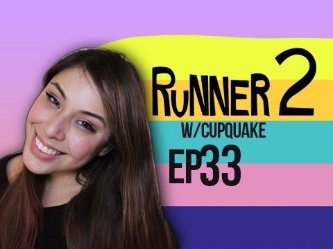"""""""RETRO RUNNER"""" Runner 2 Ep.33 w/ Cupquake"""
