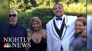 UMD: Apologize To Football Star's Family For 'Mistakes' That Led To His Death | NBC Nightly News - NBCNEWS