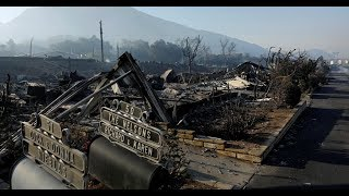California Wildfires: Residents Return Home - THENEWYORKTIMES