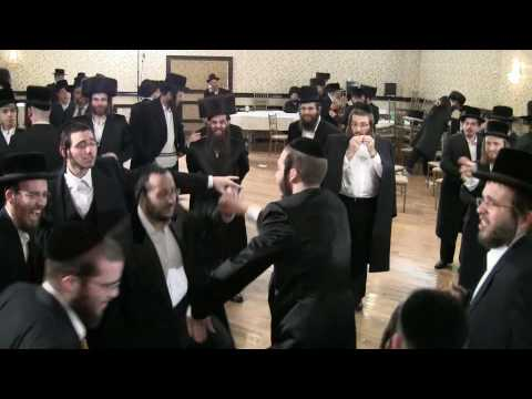 10 Minute Sample Clip Of The All Star Lineup At Shloime Steinberg's Wedding
