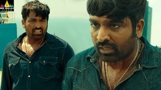 Vijay Sethupathi Action Scenes Back to Back | Sindhubaadh (2019) Movie Scenes | Sri Balaji Video - SRIBALAJIMOVIES