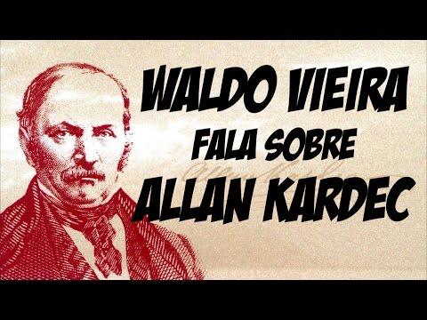 Waldo Vieira fala sobre Allan Kardec (Completo)