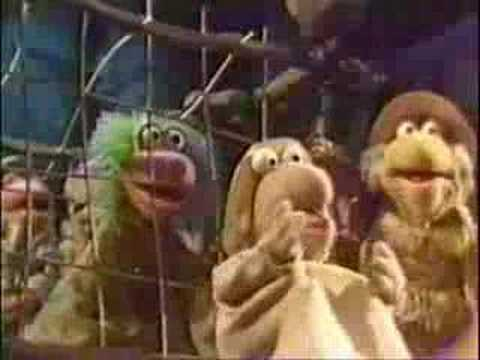 Fraggle Rock - Let Me Clear My Throat