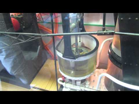 How Shelburne Museum Steamboat Ticonderoga Paddle Wheel Steam Engine Works