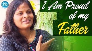 I Am Proud of my Father - Sasi Kiran Narayana || Talking Movies With iDream - IDREAMMOVIES
