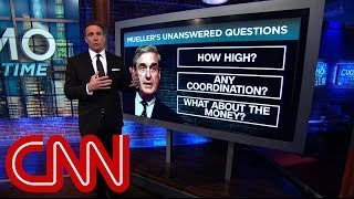 Cuomo explains how Mueller report will fill in the gaps - CNN