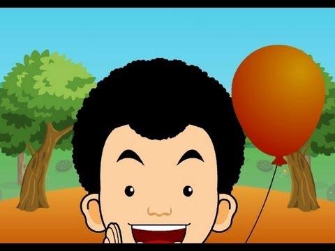 Muffin Songs – My balloons  İngilizce Tekerlemeler ve İngilizce Çocuk Şarkılar