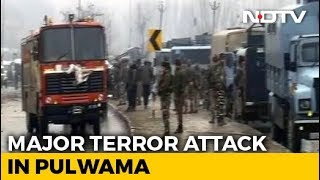 "PM Modi On Pulwama Terror Attack: ""Sacrifices Shall Not Go In Vain"" - NDTV"
