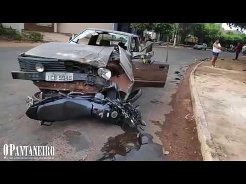 Motorista que causou acidente admitiu ter bebido cerveja e não tinha CNH