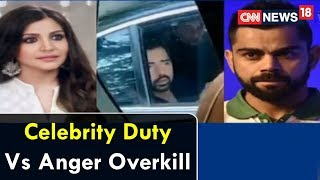 Celebrity Duty Vs Anger Overkill | Not A Swachh Fight | Epicentre Plus | CNN News18 - IBNLIVE