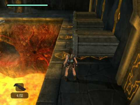 Tomb Raider Anniversary - Great Pyramid Relic