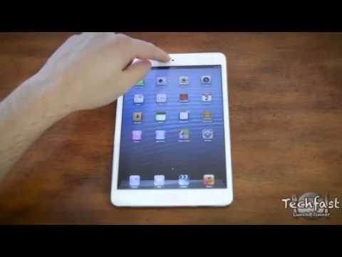 Apple iPad Mini Unboxing! InDepth iPad Mini Unboxing + Camera Test) -