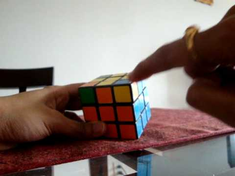 Rubiks Cube Solution Explanation, Instruction, Step-by-step Equations and Formula - Part 3 of 3