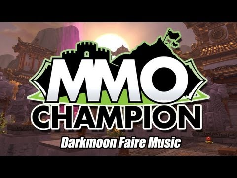 New Darkmoon Faire Music