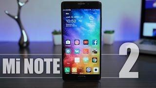 ОБЗОР Xiaomi Mi Note 2 - и зачем я его купил? // недостатки, качество и цена
