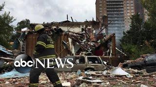 Bronx Gas Explosion Kills Firefighter - ABCNEWS