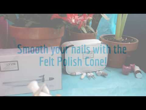 My Basic Manicure with the Utilyze Professional 10-in-1 Manicure & Pedicure Set