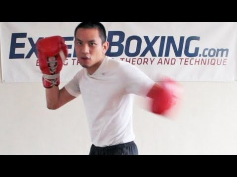 Boxing Counter-Punching Theory for Beginners