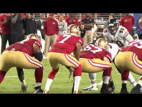Bears VS 49ers Highlights