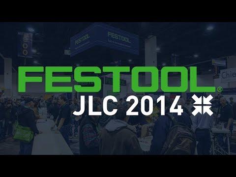 Festool Power Tools at JLC Providence 2014