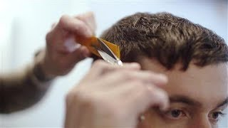 How to Spot a High-End Men's Haircut - WSJDIGITALNETWORK