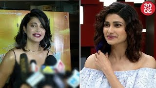 Shruti On Art Of Balancing Personal & Professional Life | Prachi Speaks About Her New Look - ZOOMDEKHO
