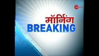 Morning Breaking: Bureaucracy is the biggest hurdle in development,says Pranab Mukherjee - ZEENEWS